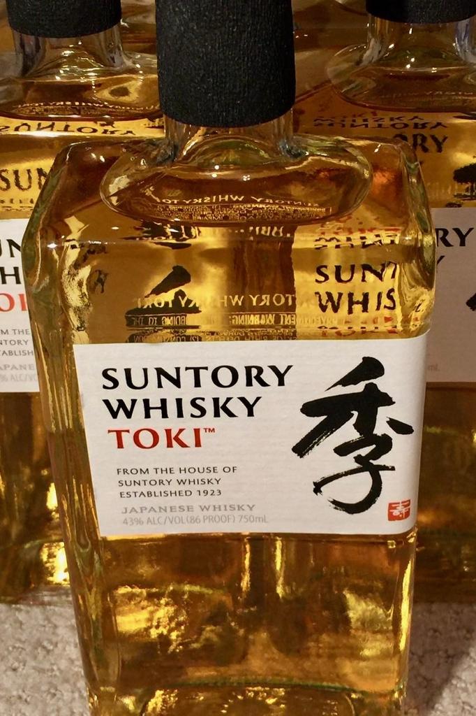 サントリーのウイスキー季。