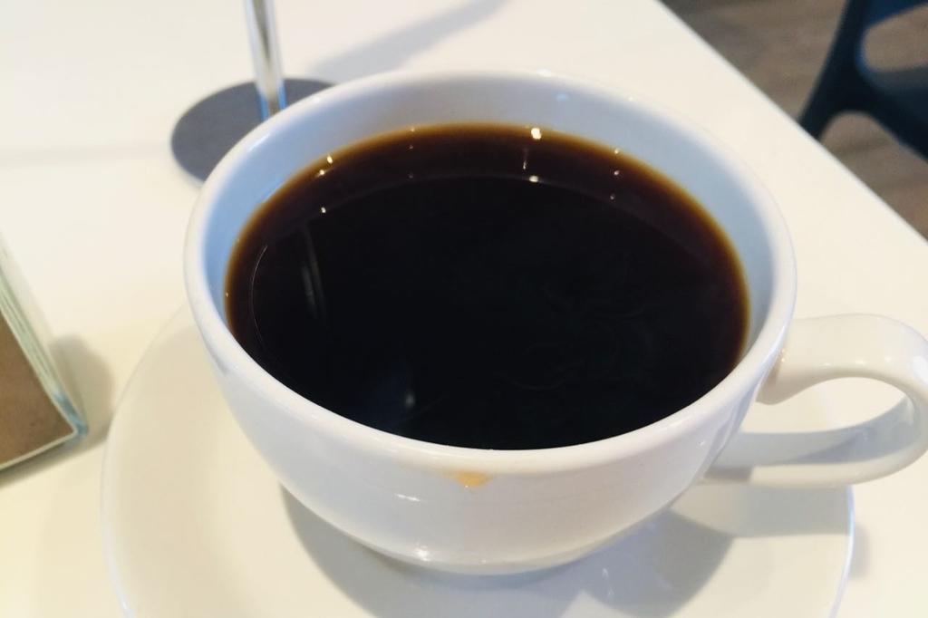 とりあえずのコーヒー