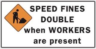 カナダの道路標識