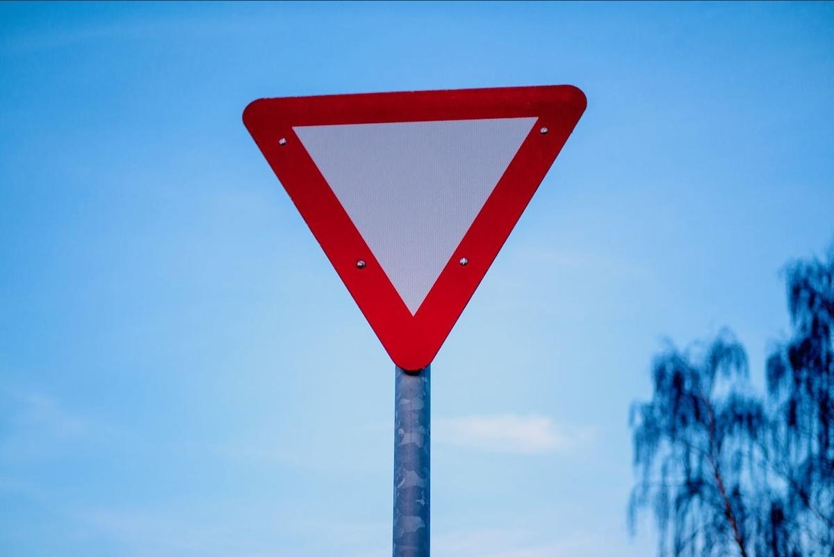 カナダの交通標識