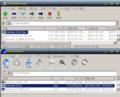 [スクリーンショット][ソフト]パピーリナックス wine導入でWindows圧縮ソフト「DGCA」「7-Zip」利用