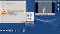 [VLC][ソフト] precise-5.5 でようやく VLCメディアプレヤー2.0.5へとバージョンアップで
