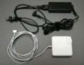 VGP-AC10V4とApple MagSafe電源アダプタ(60W)
