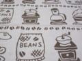 [PENTAX][RS1000]かまわぬコラボの手拭い「珈琲屋」