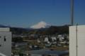 [PENTAX][K20D]大磯から見た富士山