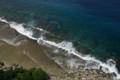 [SIGMA][DP1x]グアムの恋人岬から見下ろした海