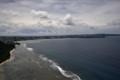 [SIGMA][DP1x]グアムの恋人岬から空港方面を眺める