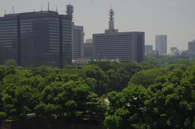 桜田門の方