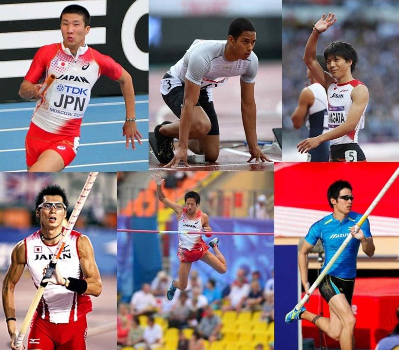 「陸上競技 オリンピック」の画像検索結果