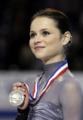 全米2010サーシャメダル