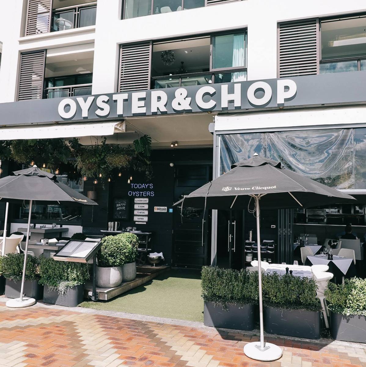 oyster&chop