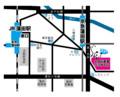 [文学フリマ]大田区産業プラザPiO地図