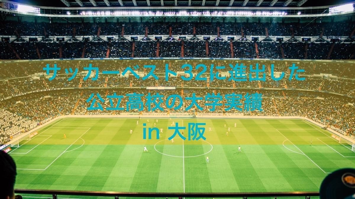 高校サッカー2019