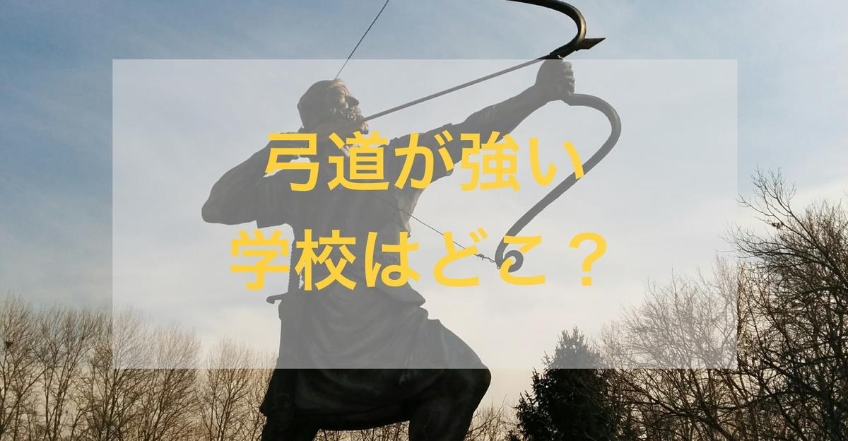 2019弓道大阪