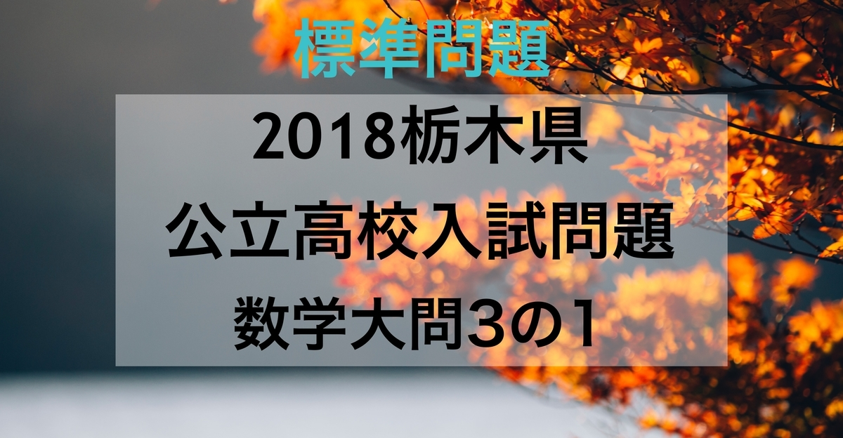 2018栃木数学3_1