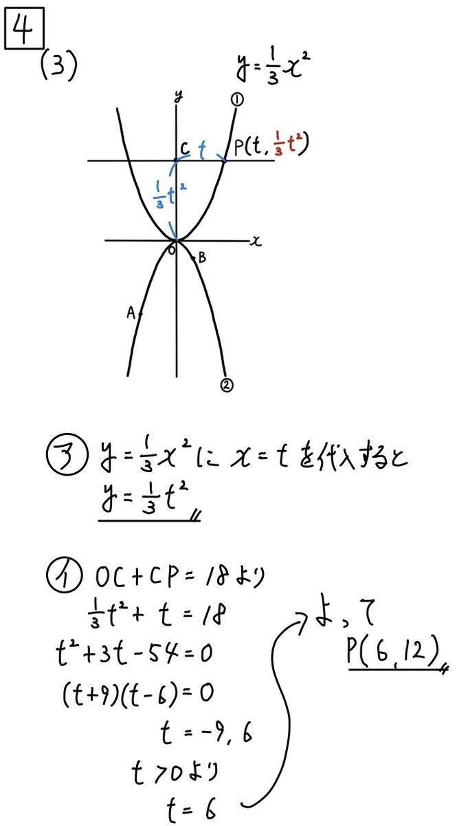 2020青森公立数学4−3