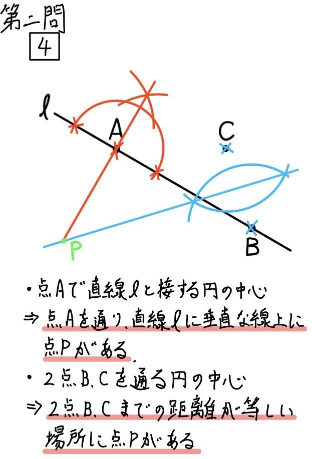 2020山形公立数学2−4
