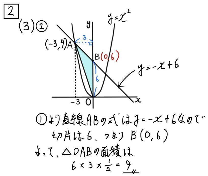 2020新潟公立数学2−3−2