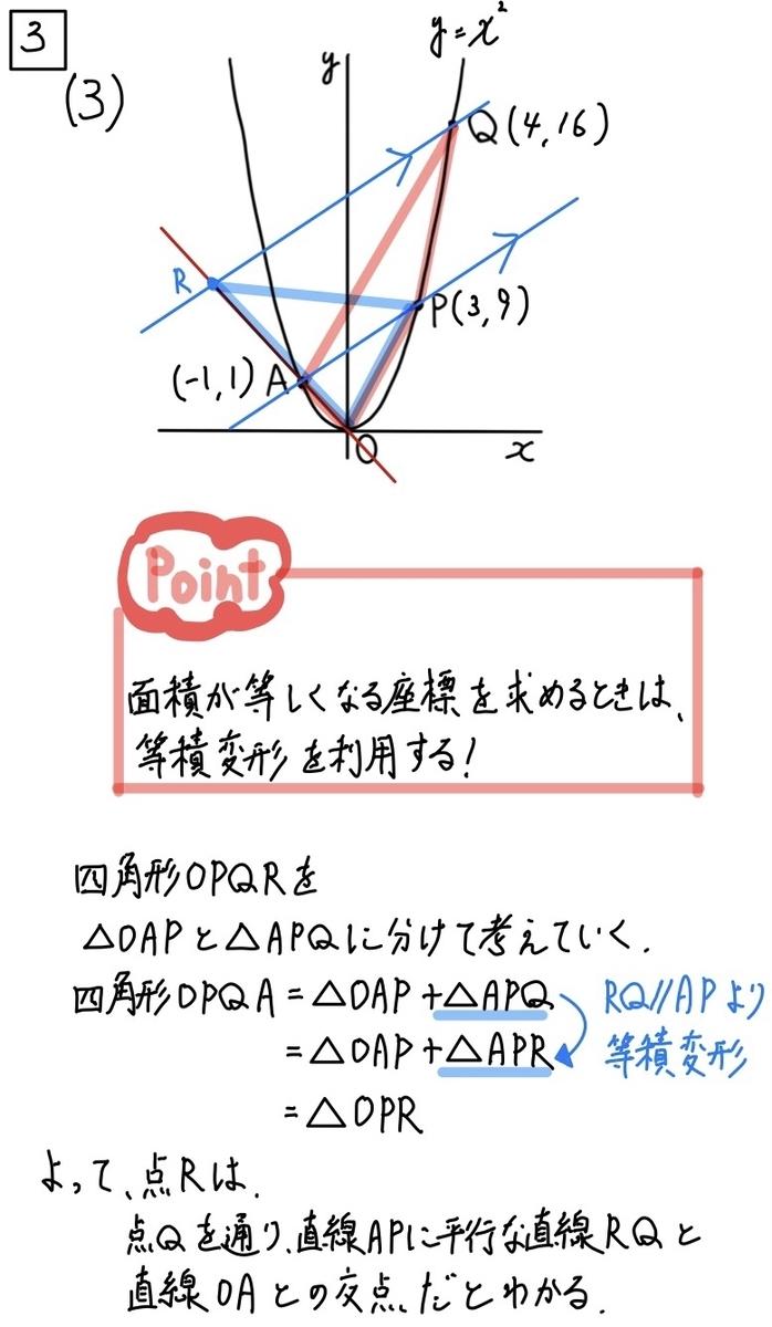 2020石川公立数学3−3