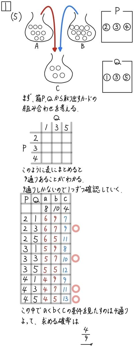 2020大阪すうがくc1−5