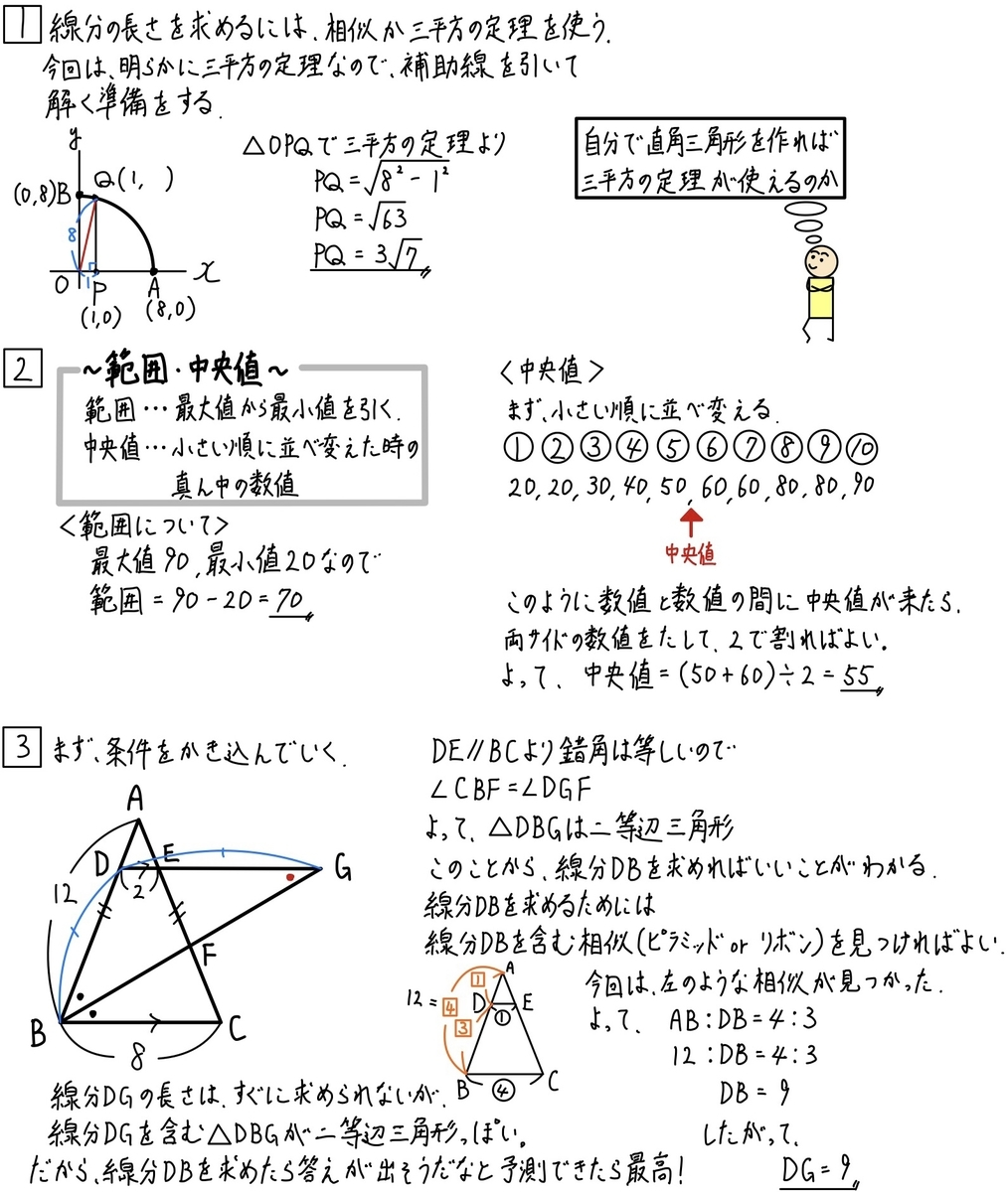 偏差値50突破への道No.15