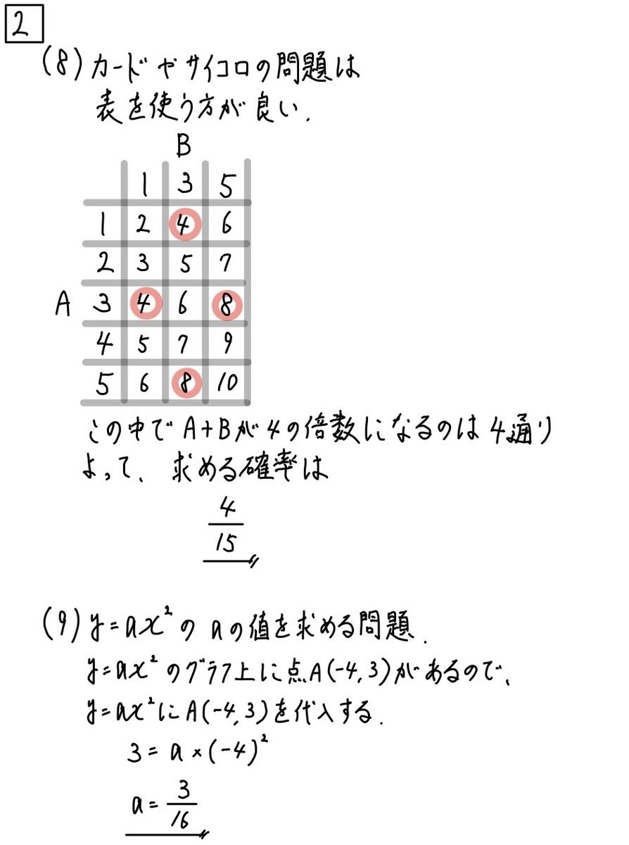 2021大阪数学A2_9-10