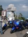 【2010年】会社のバイクサークル合宿・渋峠②
