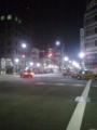【2011/4/26】 酔っ払って撮った水天宮交差点