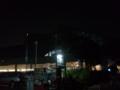 【2011/8/17】 暗くて見えない水泳場