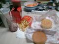 【2011/12/6】 トマトクリームグラコロセット