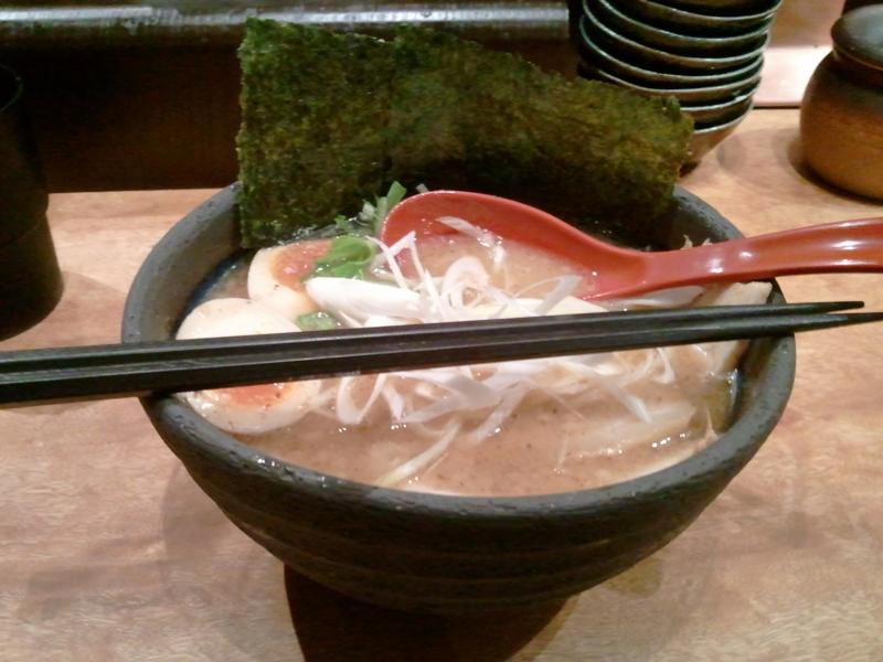 【2012/5/14】 御茶ノ水:極みや 味噌ラーメン