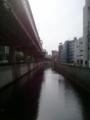 【2012/6/4】 神田川・水道橋方面