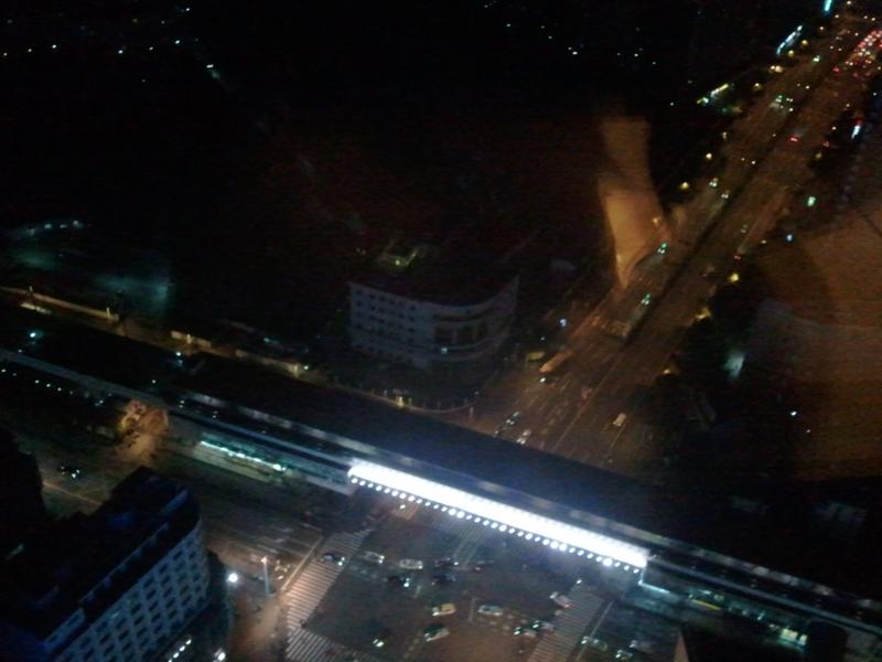 【2012/7/17】 幹線道路以外暗いです