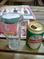 【2012/9/12】 インドの定番ビールらしい