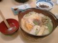 【2012/9/15】 黄金ほうとう(非常に美味し)