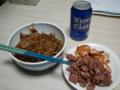 【2012/10/27】 回鍋肉もどきとナイスクリア