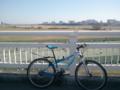 【2012/12/8】 自転車宅配多摩川上①
