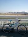 【2012/12/8】 自転車宅配多摩川上②