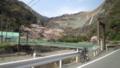 橋とサクラと自転車と