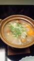 金目鯛の味噌煮