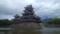 綺麗かな、松本城