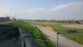 荒川は今日もサイクリング日和