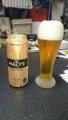 ビール旨し①