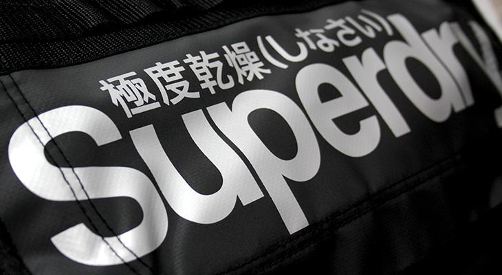 さよなら、Superdry 極度乾燥(しなさい)