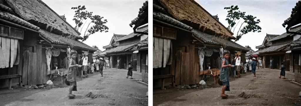 1908年 - デジタル彩色写真館