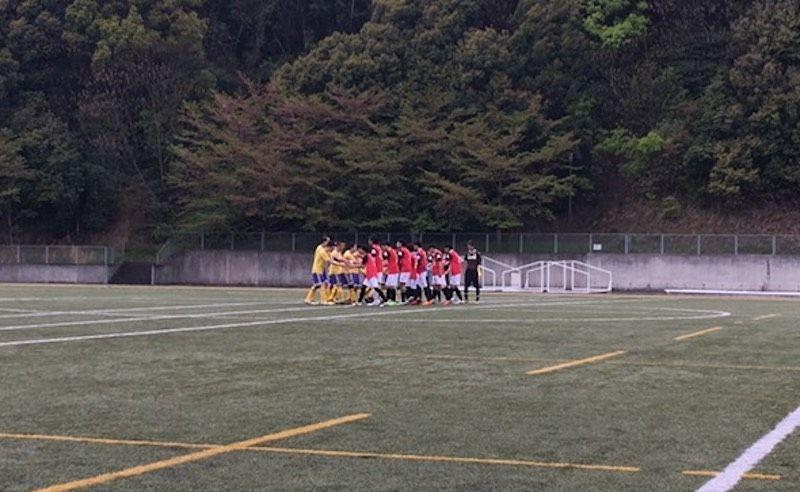 筑紫野フットボールファミリー カウンターズ vsPAF 1904