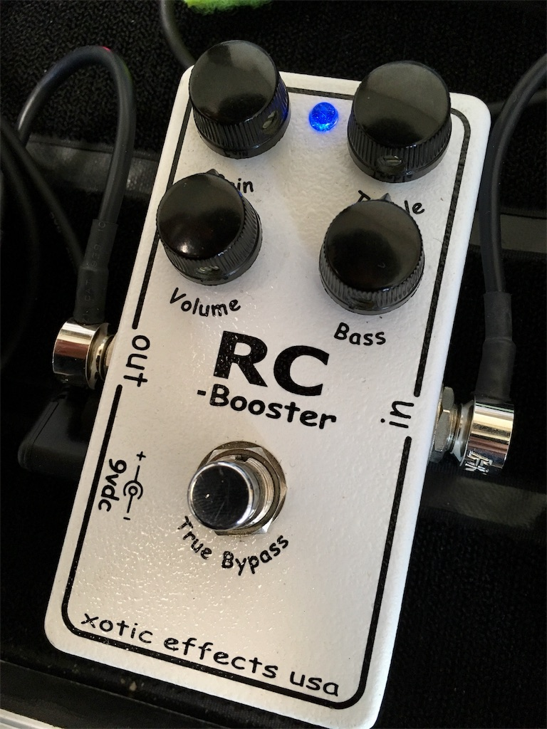 Xotic RCbooster