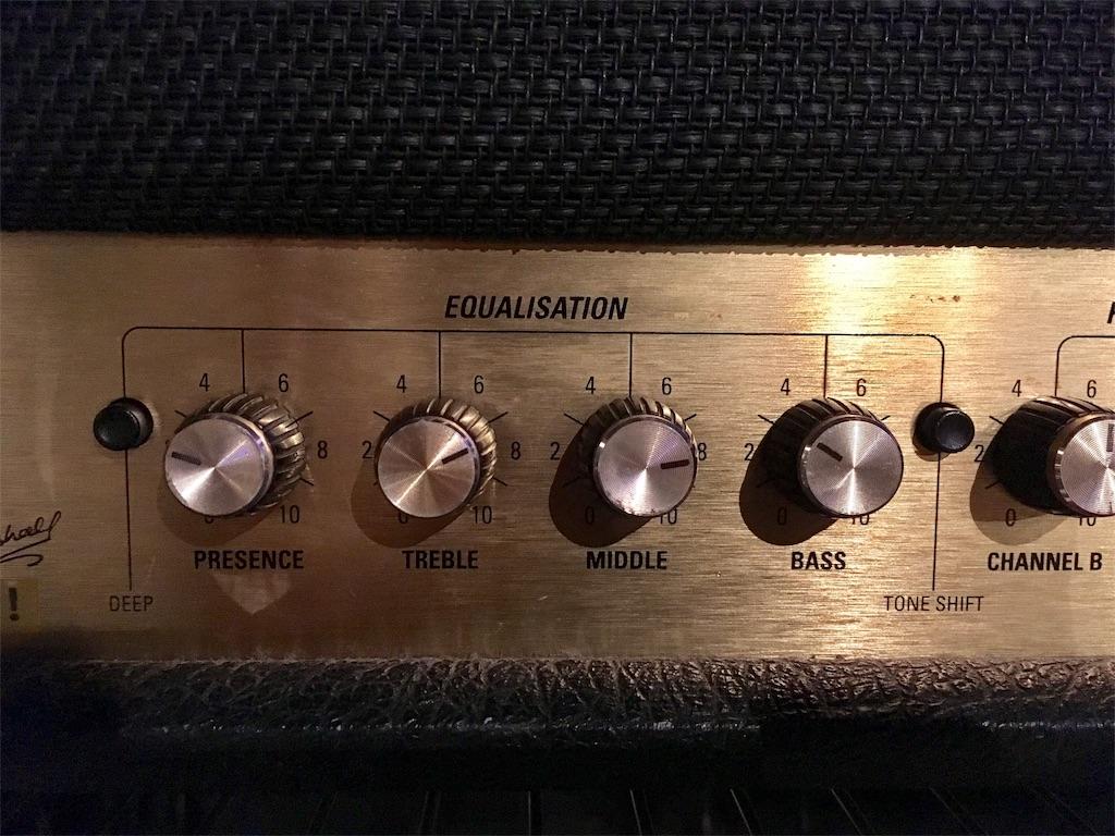 Marshall JCM 2000 LEAD2 メタルサウンドの音作り