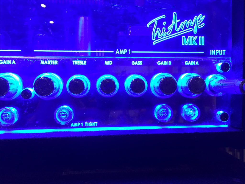 Hughes and Kettner Triamp Mk2 AMP1