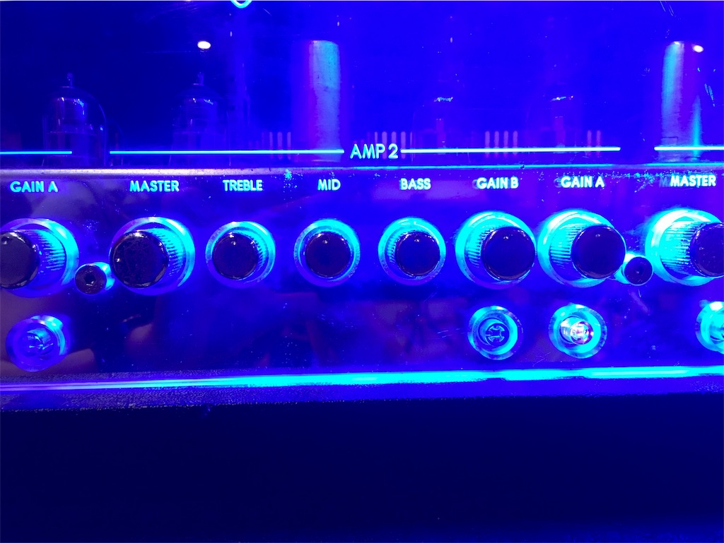 Hughes and Kettner Triamp Mk2 AMP2